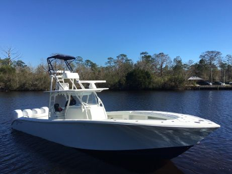 2012 Yellowfin 39 Center Console