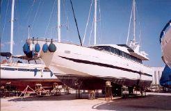 1996 Baglietto 24m