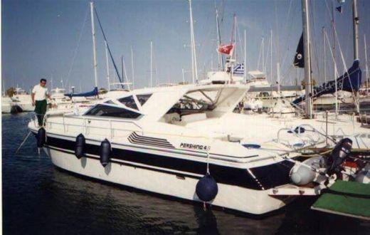 1990 Pershing 45