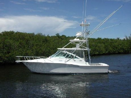 2004 Cabo Yachts 35 Express, Cat C'9s