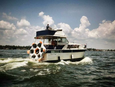 1980 Chris-Craft 410 Commander Yacht
