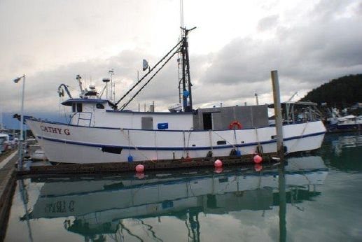 1972 Covacevich Shipyard Dragger/Gulf Shrimper