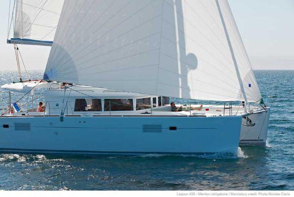 2020 Lagoon 450 F Sail Boat For Sale - www yachtworld com
