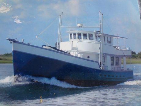 1976 Gillikin Motor Yacht
