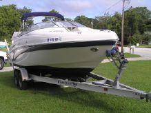 2003 Rinker Captiva 232