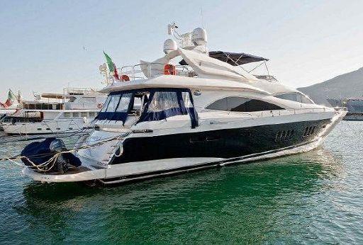 2007 Sunseeker 90 Yacht