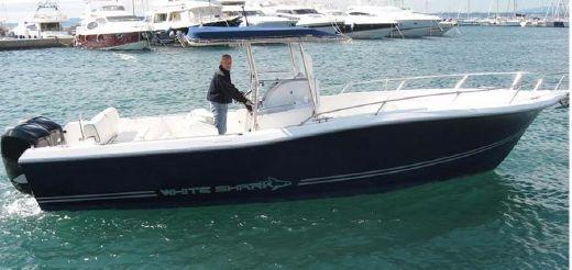2005 White Shark 285
