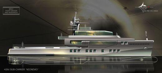 2017 Bray Yacht Design Ocean Explorer Motoryacht