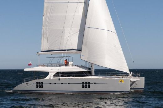 2012 Sunreef Yachts SUNREEF 70