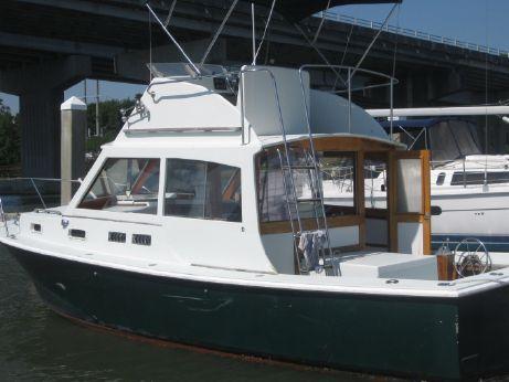 1980 Vineyard Yachts Hawk 29