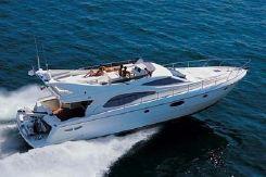 2005 Ferretti Yachts 591