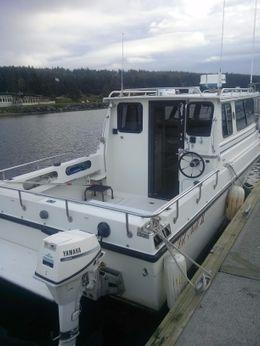 1993 Bounty 257 Offshore Pilot