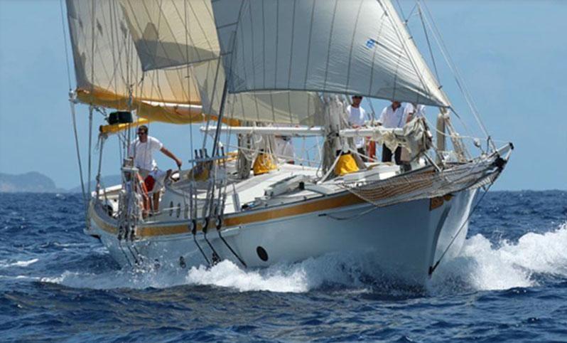 2007 grand shpountz goelette sail boat for sale. Black Bedroom Furniture Sets. Home Design Ideas