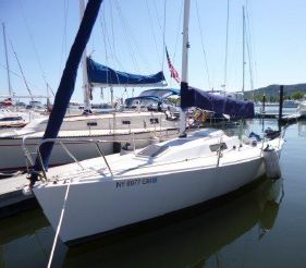 2001 J Boats J/80