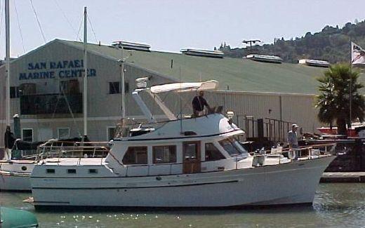 1982 Kha Shing Trawler