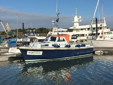 1982 Mitchell 31 Sea Angler
