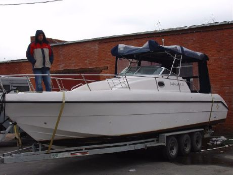 2011 Gulf Craft Breeze 33
