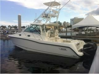 2012 Boston Whaler Conquest 345