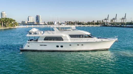 2012 Pacific Mariner Raised Pilothouse Motoryacht