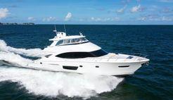 2021 Viking 82 Cockpit Motor Yacht