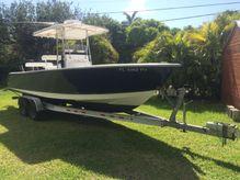 2006 Seacraft 25 Open Fisherman