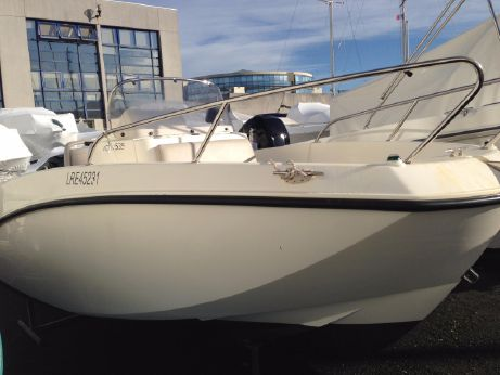 2011 Quicksilver Activ 535 Open