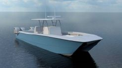 2020 Invincible 35' Catamaran