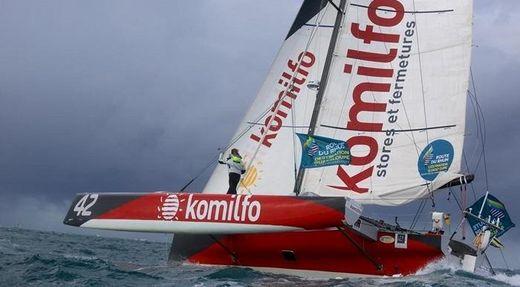 """2006 Agura Yacht Racing Trimaran 40"""""""
