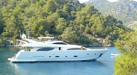 2005 Ferretti Yachts Custom Line 94 Fly