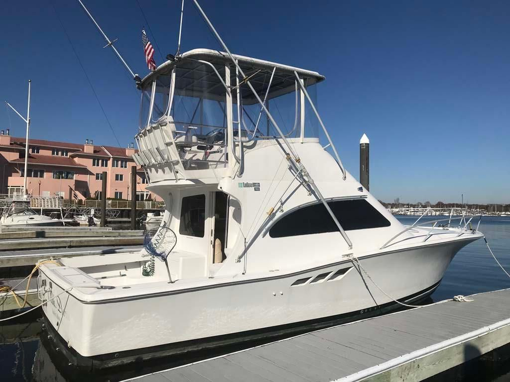 1999 Luhrs 360 Convertible Power Boat For Sale Www