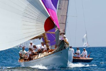 1940 Custom WiLLIAM FIFE III Vintage Bermudan Cutter