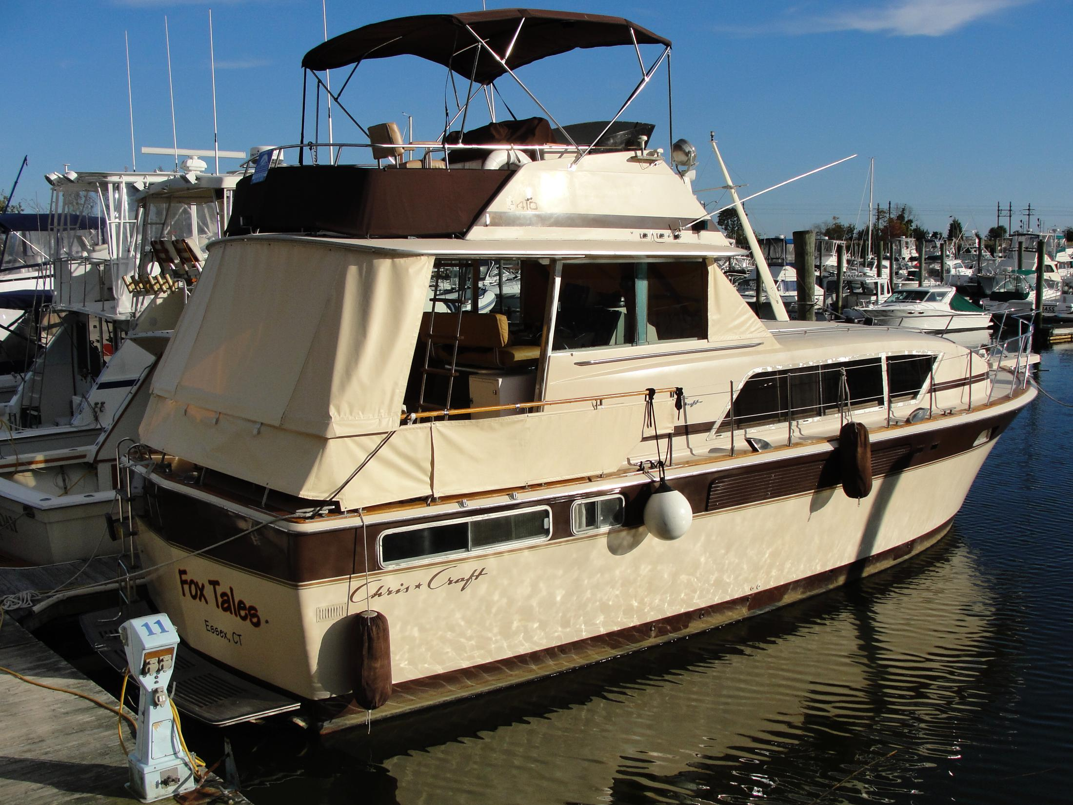 photo of 41' Chris Craft 410