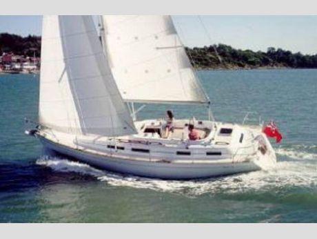 1997 Moody 36 CC Bilge Keel
