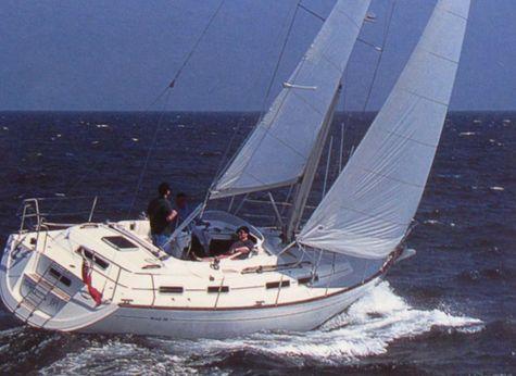 1997 Moody 36 CC