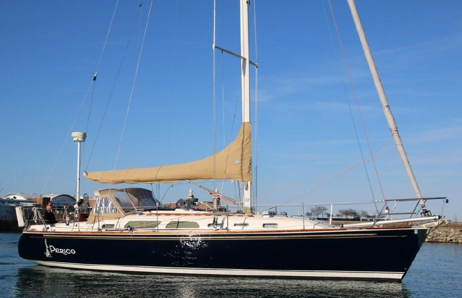 1999 Sabre 402 Sail Boat For Sale - www.yachtworld.com on