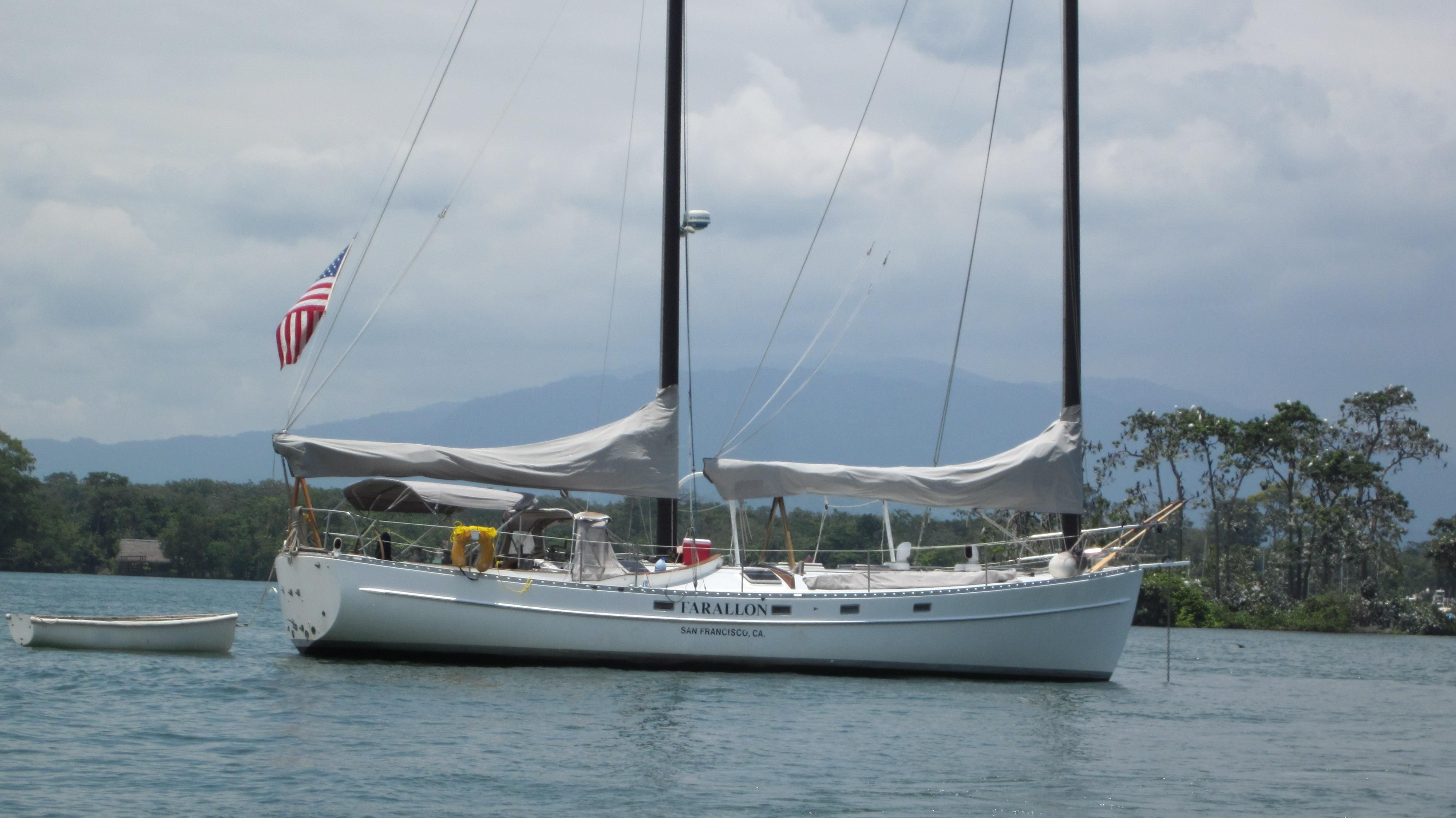 Cat Rigged Ketch For Sale