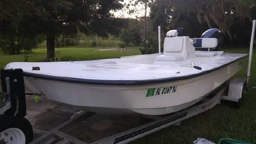 2012 Skiff Craft 19
