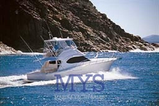 2005 Riviera Marine 42 Flybridge