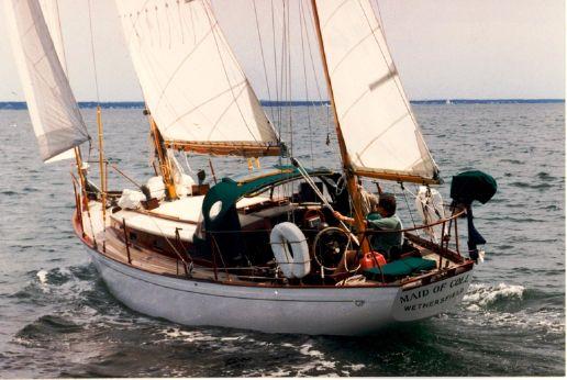 1954 Henry R. Hinckley Company Hinckley Standard 36 Yawl