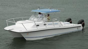 2007 Twin Vee 29 Express