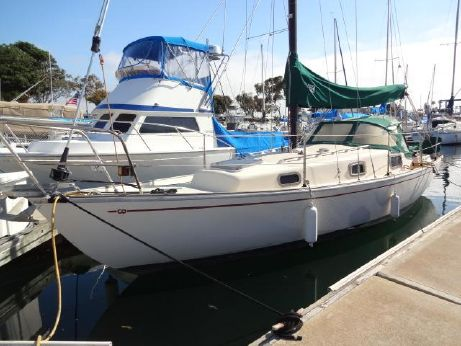 1978 Contessa 26 Sloop