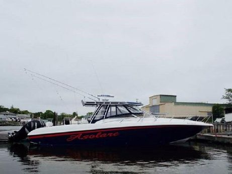 2009 Fountain 38 LX Sportfish