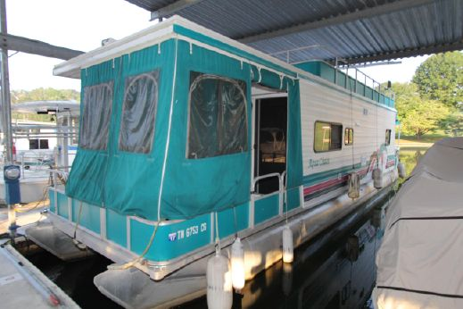 1999 Aqua Chalet Pontoon Houseboat