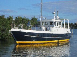 thumbnail photo 2: 2008 Bruce Roberts Spray 52 Trawler