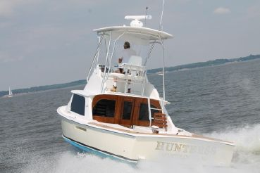 2013 Bertram 31' Custom Sportfish