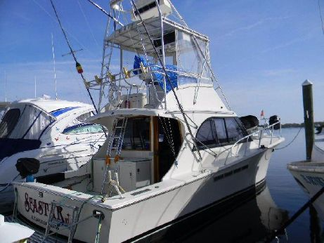 1987 Jersey Dawn Sportfish Convertible