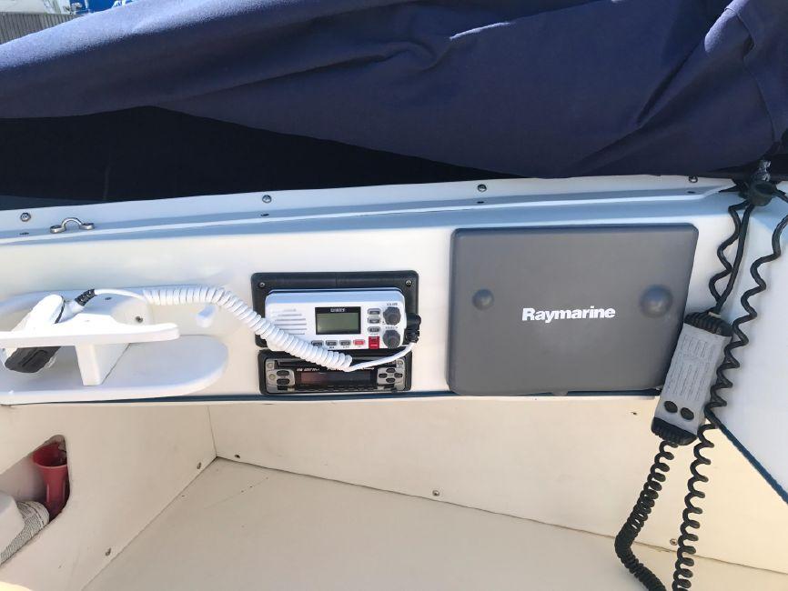 photo of Skipjack 26 Flybridge