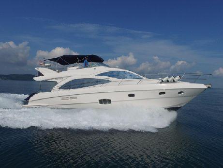 2011 Majesty Yachts 56