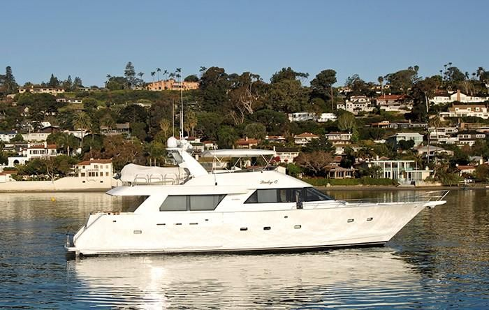 NorthCoast 82 Yacht for sale