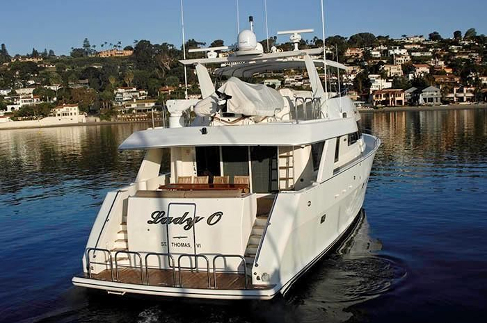 NorthCoast 82 Cruising Yacht for sale